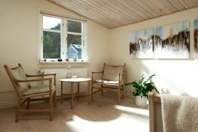 Klinik hos Annett Lévy Andersen